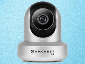 Amcrest UltraHD 2K WiFi Security IP